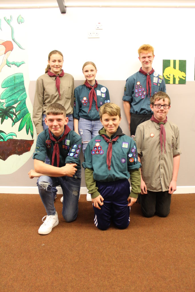 Gold Award Scouts