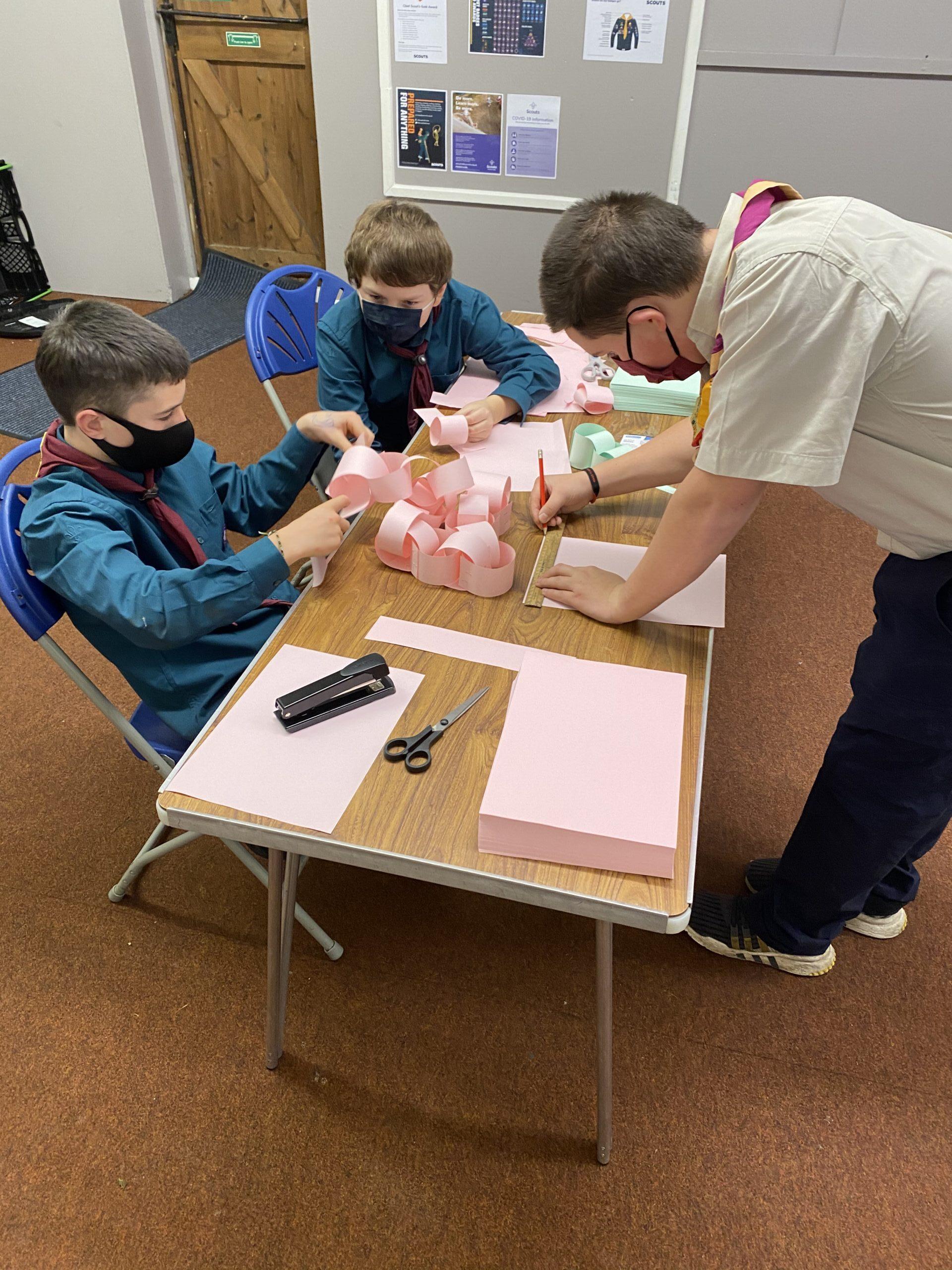 Scouts Activities December 2020