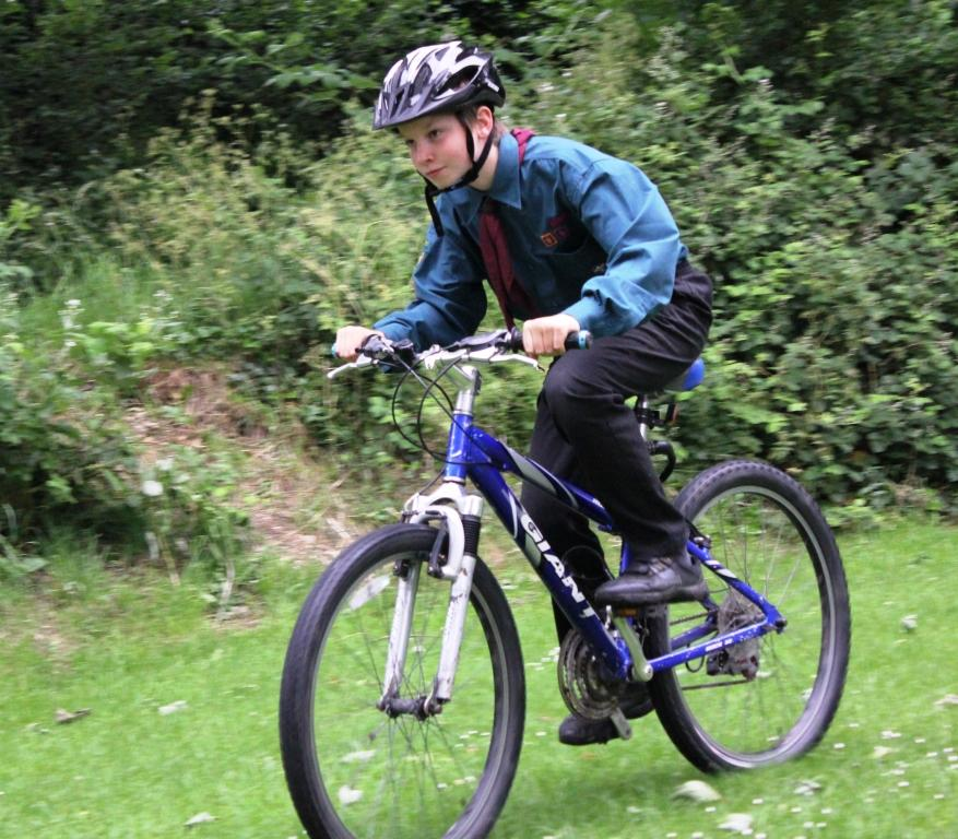 Scout cycling